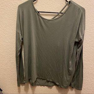 Long sleeve Forever 21 shirt